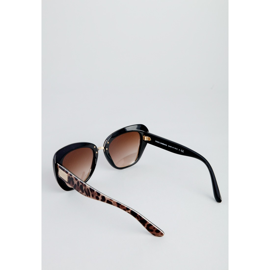 af975895abcf Display Gallery Item 3 · Dolce & Gabbana Leopard Print Cateye Women  Sunglasses DG4296-199513-53-3 Display Gallery Item 4