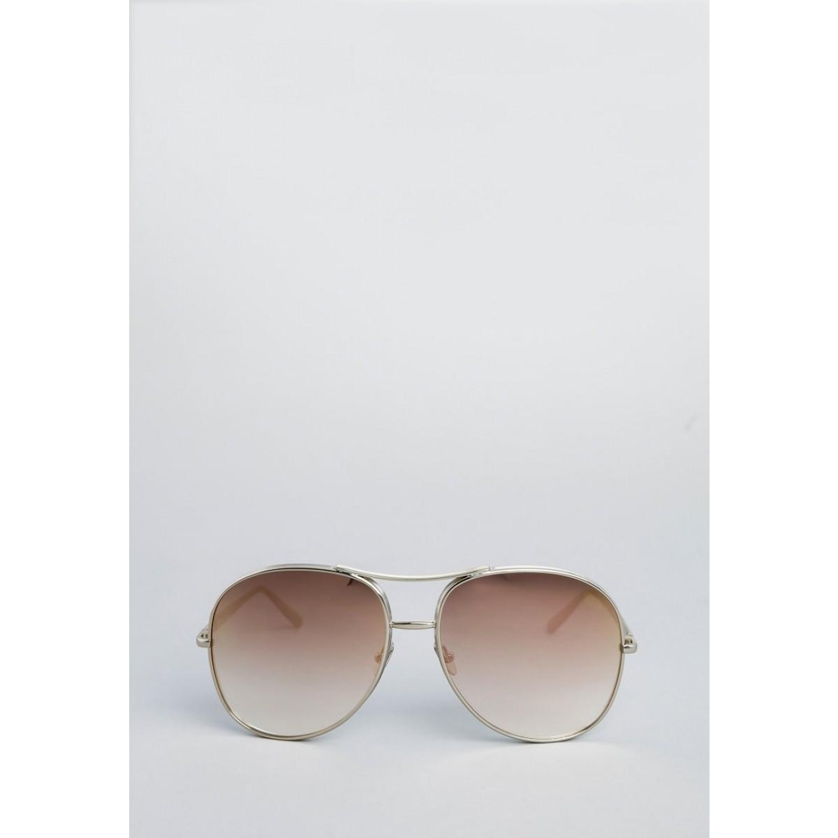 7c4abfb665c Chloe Jayme Rose Gold Aviator Women Sunglasses Cl-Ce127s-778-61 - Women  Sunglasses - Sunglasses - Fashion World