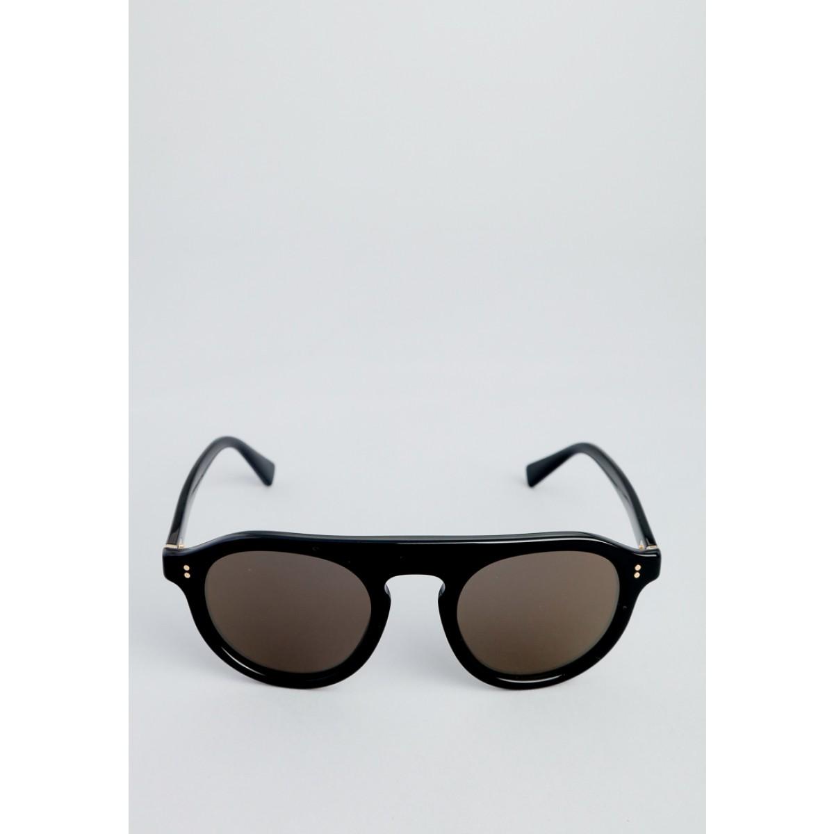 8c52a913972d Dolce   Gabbana Black Aviator Men Sunglasses DG4306-501 R5-50 - Sunglasses  - Fashion World