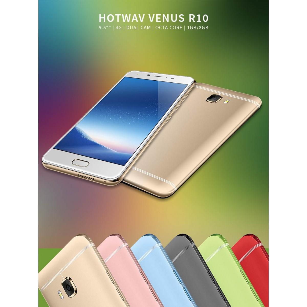 Hotwav Venus R10 - Android Phones - Mobile Phones - Electronics World