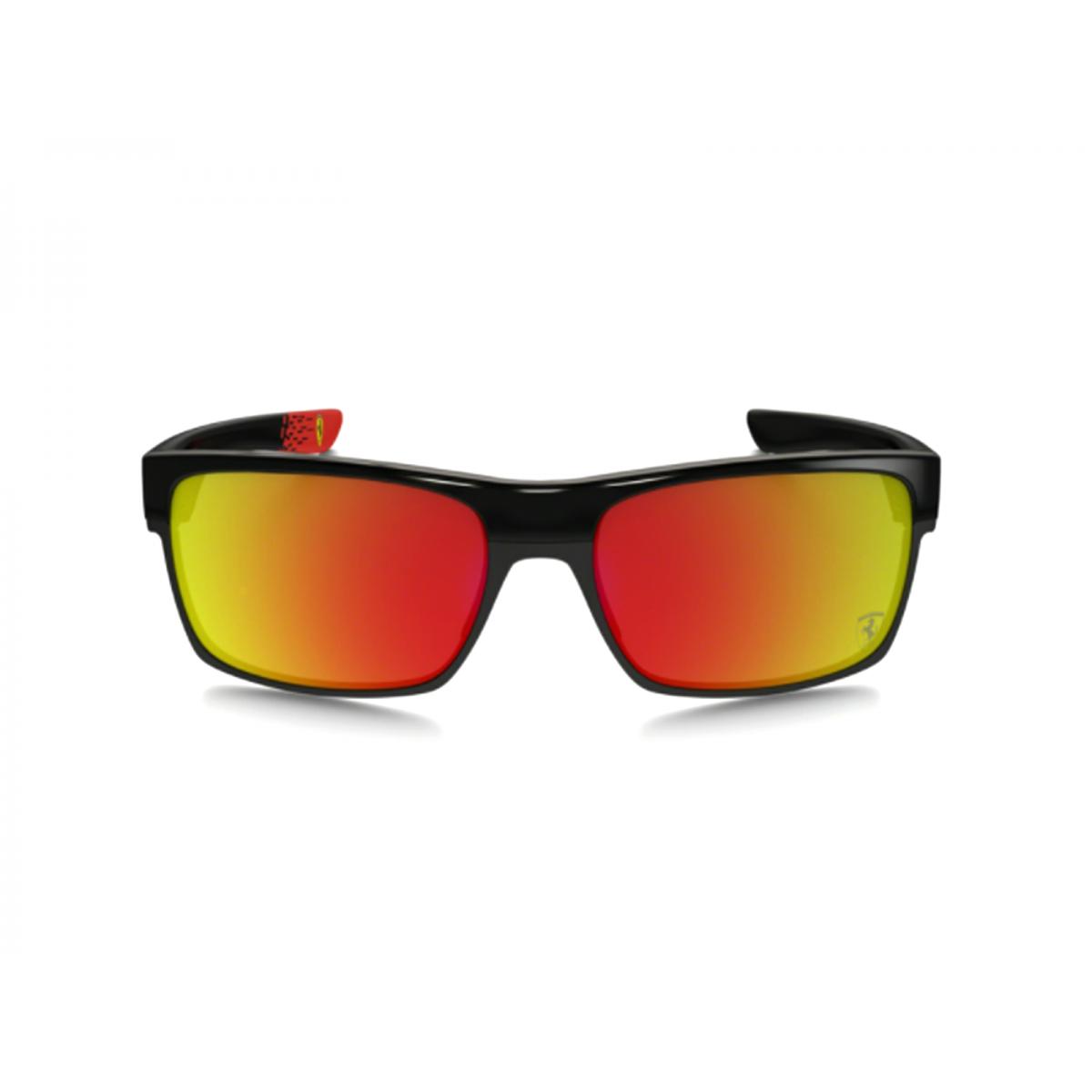 a55f3ba1dc9af Oakley Twoface Scuderia Ferrari Ruby Iridium Men Sunglasses  OK-9189-918936-60 - Sunglasses - Fashion World