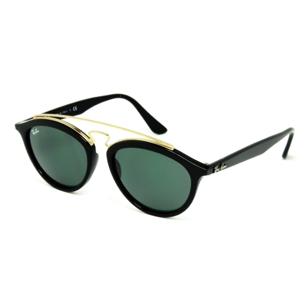 96fb720bf1 Ray Ban Gatsby II Green Classic Unisex Sunglasses RB4257-601 71-50 -  Fashion World