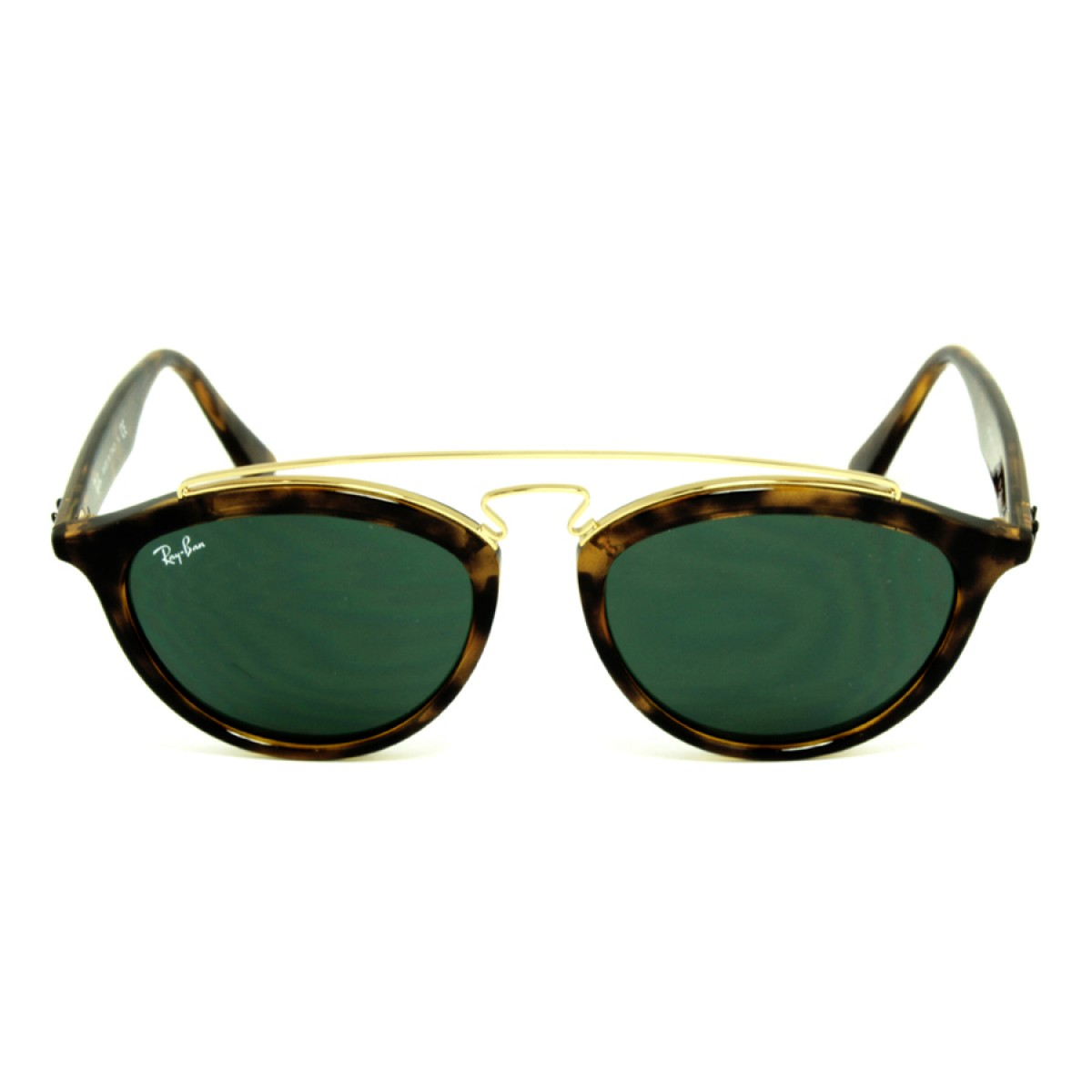 090b1983c04 Ray Ban Gatsby II Green Classic Unisex Sunglasses RB4257-710 71-53 -  Sunglasses - Fashion World