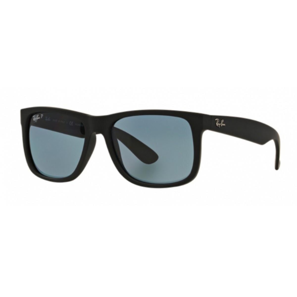 d0e2e0d172b7 Ray Ban Justin Square Polarized Men Sunglasses RB4165-622 2V - Sunglasses -  Fashion World