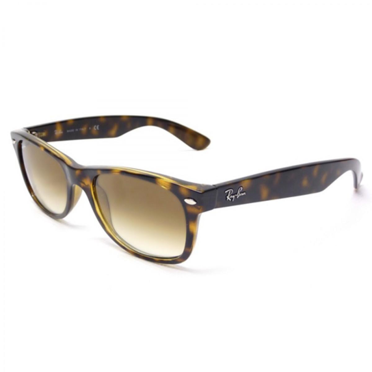 bec1406b7ec19 Ray Ban New Wayfarer Unisex Sunglasses RB2132-710 51 - Sunglasses - Fashion  World