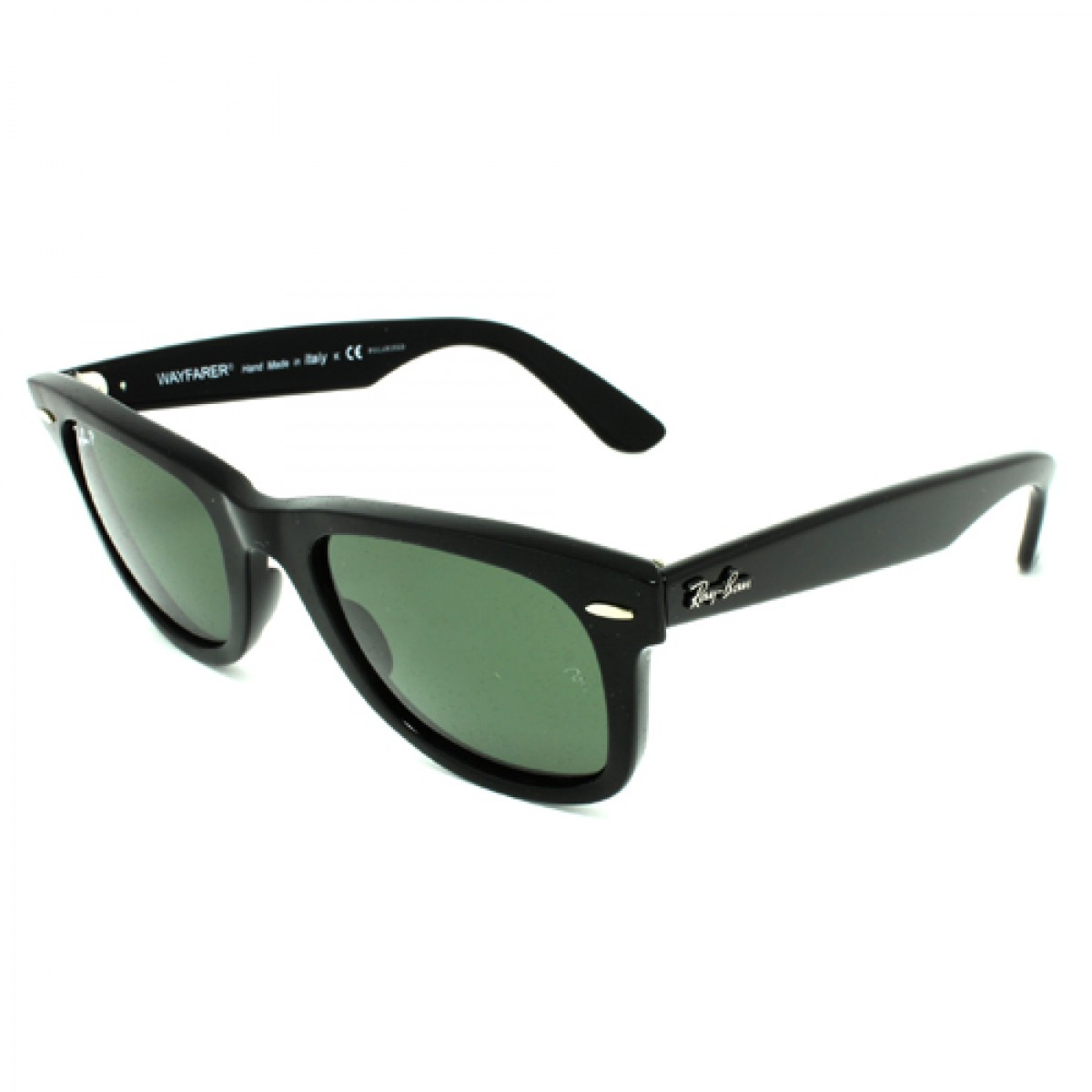 2a5c253371dc Ray Ban Original Wayfarer Polarized Unisex Sunglasses RB2140-901 58-50 -  Sunglasses - Fashion World