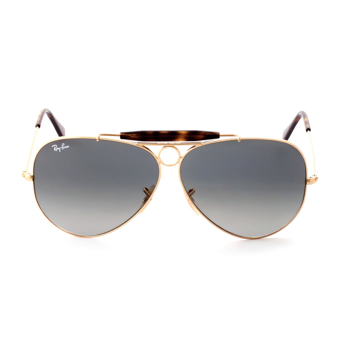 0126fc98a0ad9 Ray Ban Shooter Havana Unisex Sunglasses RB3138-181 71 - Sunglasses ...