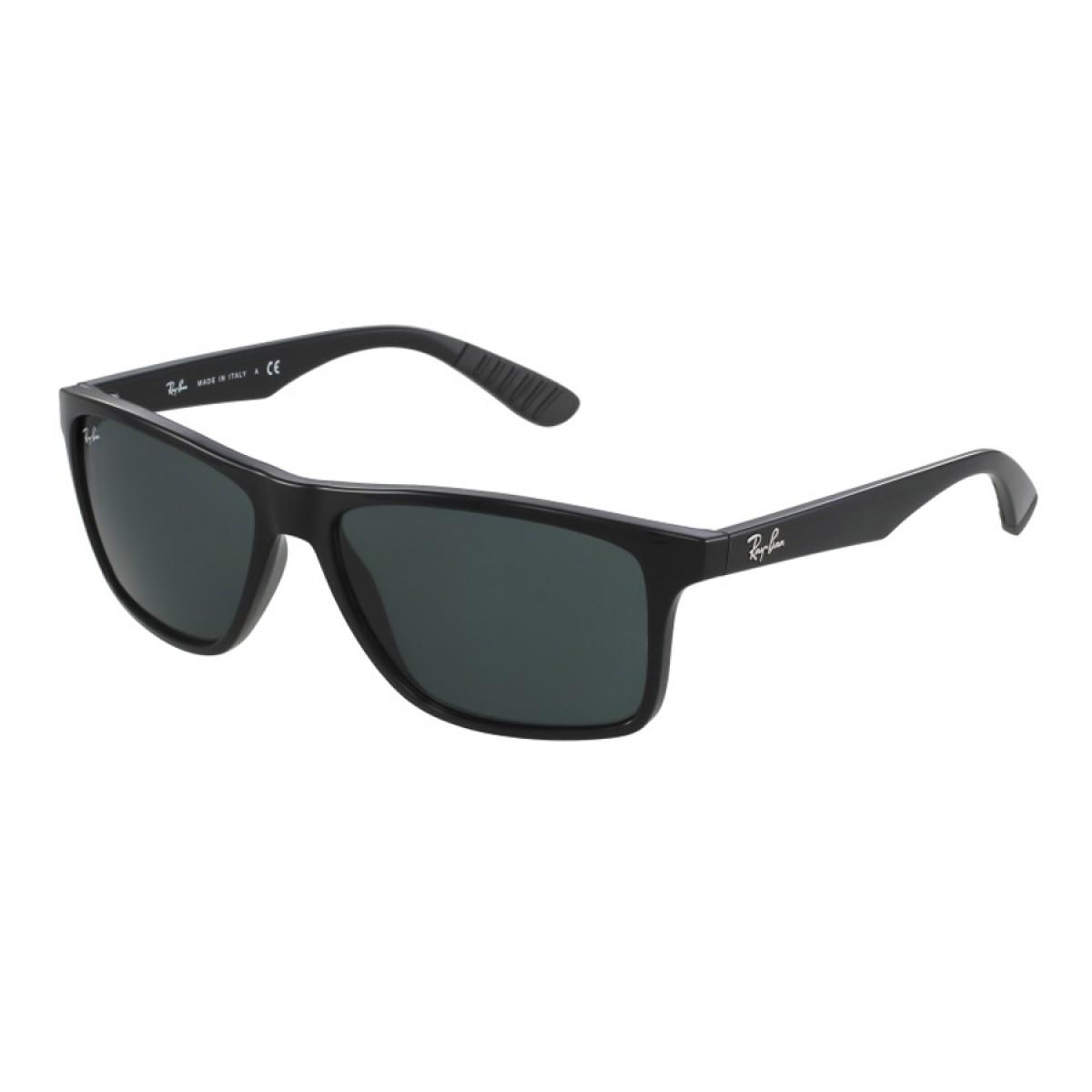 19dac034807 Ray Ban Square Acetate Polarized Men Sunglasses RB4234-601 71 - Sunglasses  - Fashion World