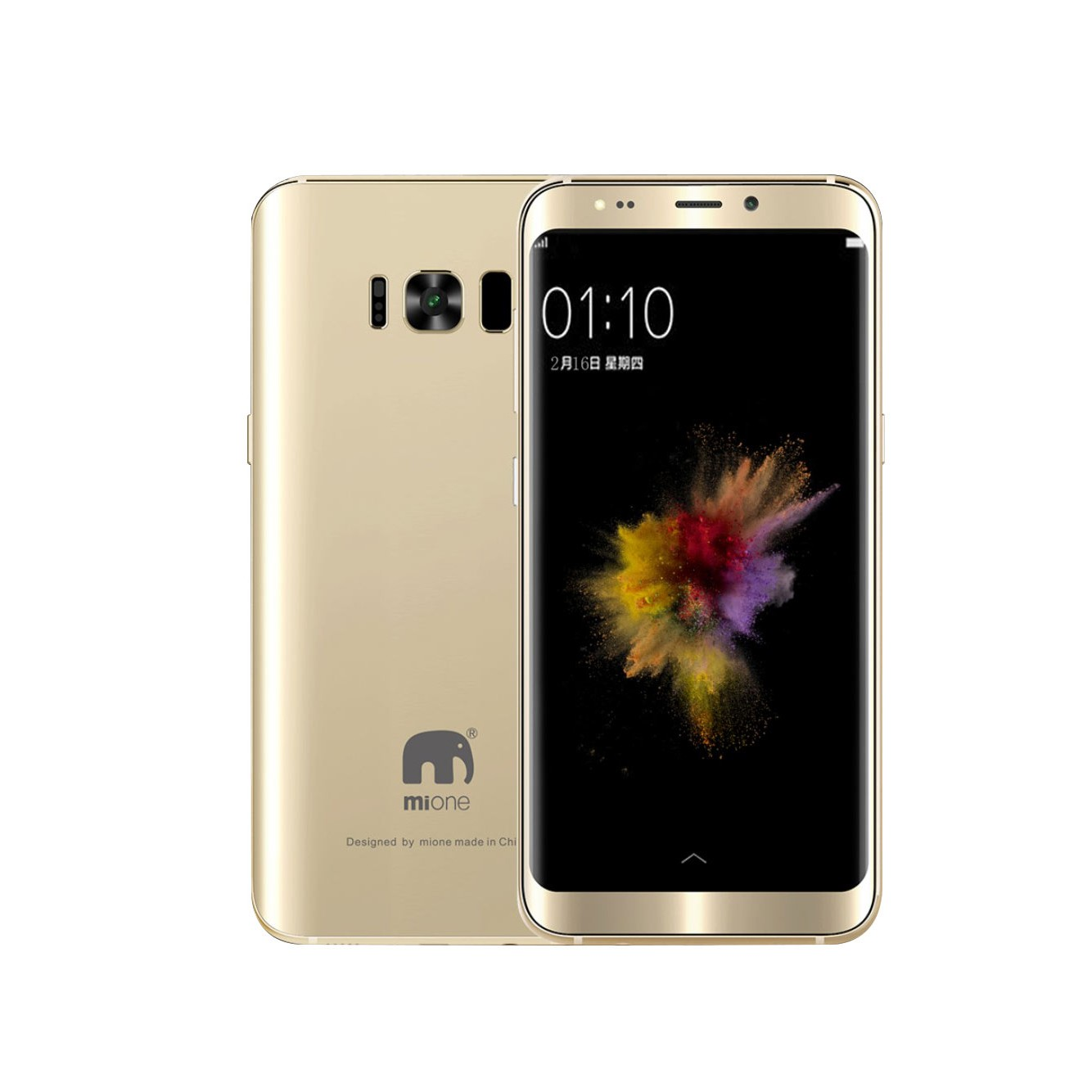 Mione N8 Pro - The Edge Phone