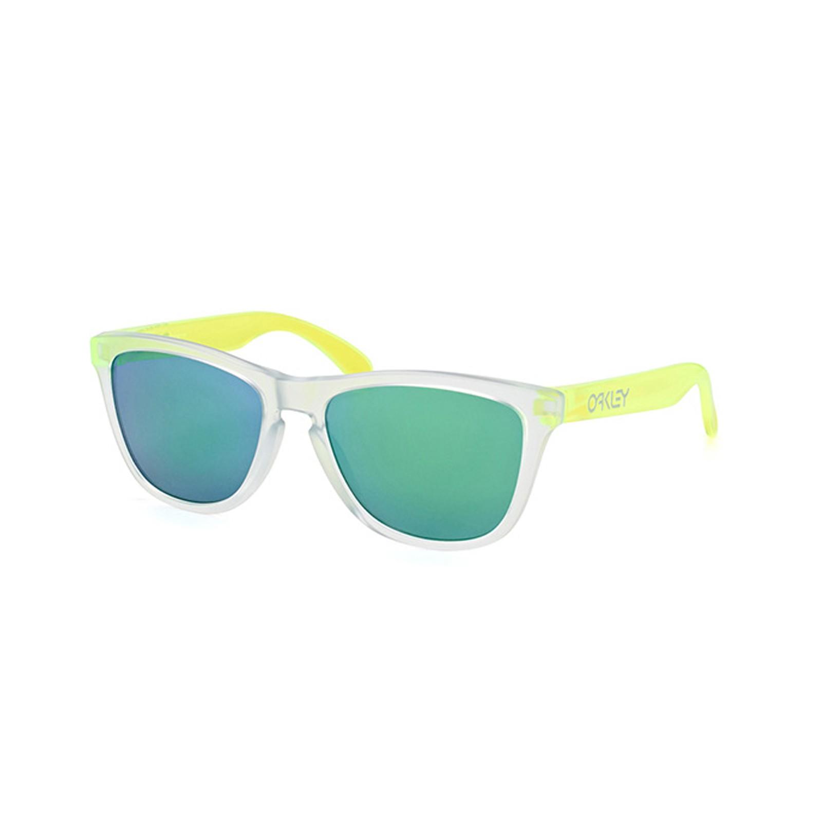 0c899792aed5b Oakley Frogskins Prizm Black Iridium Unisex Sunglasses OK-9013-9013C4-55  Display Gallery Item 1 ...