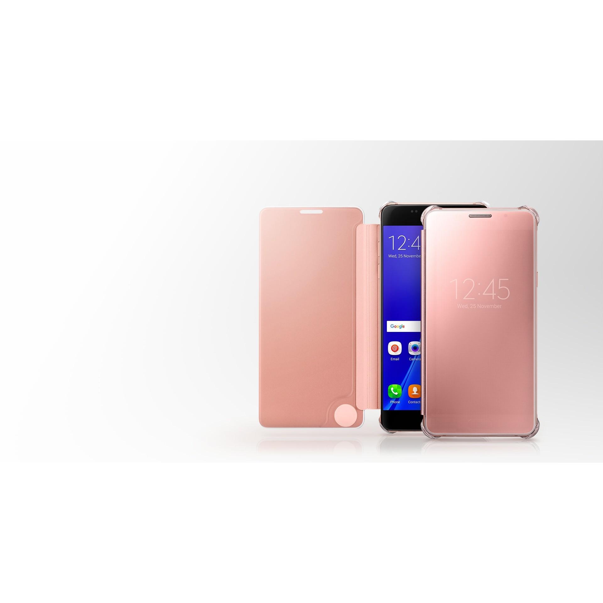 meet 70ec6 8b22a Samsung Clear View Cover Galaxy A5 (2016) - Screen Protectors ...