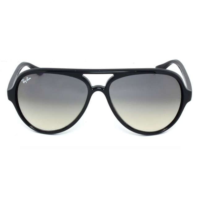 Ray Ban CATS 5000 Aviator Unisex Sunglasses RB4125-601 32 ... 5abbcb57dd
